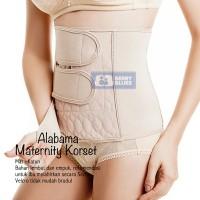 Maternity Korset sectio / Korset pasca melahirkan sesar nude