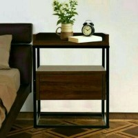 Harga nakas laci salon kosmetik meja rias bedside table rumah | Pembandingharga.com