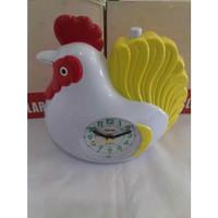 Jam Weker Ayam Jantan Yg Berbunyi Suara Ayam Bangun2 Slamat Pagi