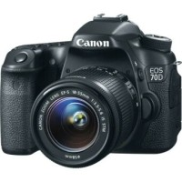 Canon EOS 70D KIT 18-55mm IS STM WIFI