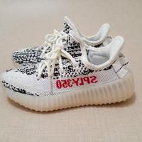 0e789b5cce06e Sepatu Anak Adidas Yeezy V2 Zebra SPLY350 Kids