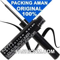 NYX Collection Noir Liquid Black Liner Eyeliner - BEL06 Black
