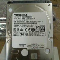 Toshiba Harddisk Internal 500GB 2 5 Sata Slim T1910