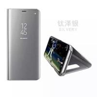 Iphone X Auto Lock View Standing Slim Hard Soft Cover Flip Case Casing