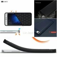 Harga xiaomi mi5 bumper shockproof carbon fiber back soft case cover | Pembandingharga.com