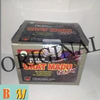 UMB-Urat Madu-Black-Asli-Original-Obat-Kapsul Kuat & Tahan Lama 6X