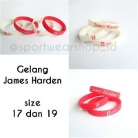 Gelang Basket Import NBA (wristband) James Harden #13 R Promoo