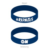 Rubber Bracelet #Reonites