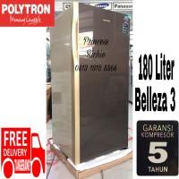 Harga Kulkas Polytron Belleza 1 Pintu Travelbon.com