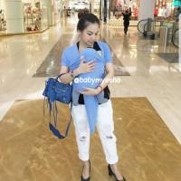 Gendongan Bayi Bobita Wrap Kain Panjang Korset Stagen Like Boba