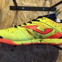 Sepatu Futsal Joma Super Regate Stabilo Orange