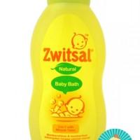 Zwitsal Nat Baby Bath Minyak Telon 200ml