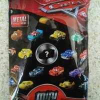 Diecast Cars Mini Racers Polybag No.6 Cal Weathers