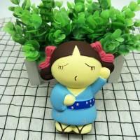 Squishy Slow Rising Kawaii Cute Girl / Squishy scented Slow Girl