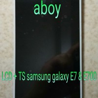 LCD & touchscreen samsung galaxy E7 & E700