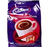 Cadbury Hot Chocolate Drink 30Grx15S Minuman Cokelat Instan coklat