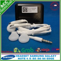 Headset Handsfree Samsung Galaxy Note 4 5 S5 S6 S6 EDGE ORIGINAL 100%