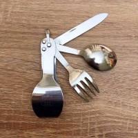 Tanica Travel Cutlery Set