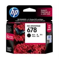 Tinta HP 678 ori D1515 D2515 D2545 4515 Catridge Black / Color
