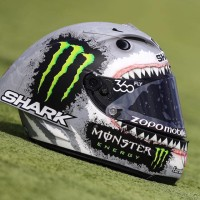 Helm Replika Shark Lorenzo Full Face