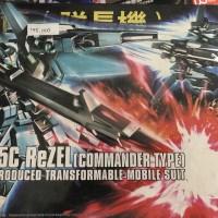 HG Rezel Commander BUKAN BANDAI