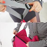 3 way easy to carry bag bisa digembok, tenteng dan selempang -hhm074