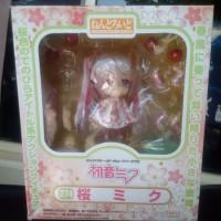 Nendoroid Hatsune Sakura Miku No 274 Good Smile KW