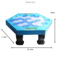 Harga high quality penguin trap game interactive toy ice breaking | WIKIPRICE INDONESIA