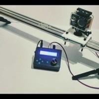 Diy Slider Camera Motorized 60Cm !!!