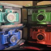 (Murah!! Super Sale! Lomography Sprocket Rocket Superpop! Kamera Lomo