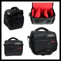 (New Arrival!!) Tas Kamera Dslr For Canon Eos 1100D 1200D 1300D 60D