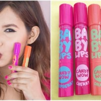 Maybelline Baby Lips Candy Wow Lip Balm | Available 5 C Diskon