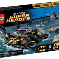 Harga lego super heroes batboat harbor pursuit 76034 | Pembandingharga.com
