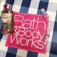 Watermelon Lemonade BBW Bath and Body Works Sabun cair
