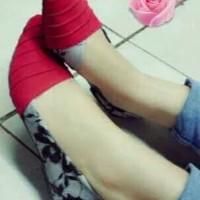 Termurah Sepatu wanita flat brukat [ sendal / sandal cewek ] silahkan