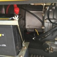 BARU Genset silent Diesel 7000 watt 1 phase