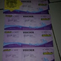 VOUCHER MURAH Ticket Water Kingdom Mekarsari (Murah) MURAHH