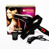 HAIR DRYER NOVA JUMBO N-5510 good quality - sumbawa shop