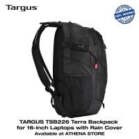 KOMPUTER DAN AKSESORIS TARGUS TSB226 Terra Backpack Tas Laptop Ransel