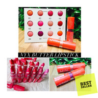NYX BUTTER LIPSTICK Diskon by: TOKO COSMETIC
