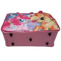 (Sale) Travel Bag & Tas Jalan & Koper Anak Little Pony GB002