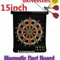 Harga dartgame magnetic dart game 15 6 magnet | WIKIPRICE INDONESIA