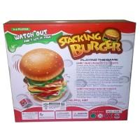 (Dijamin) Permainan memasak Funny Cook Stacking Burger