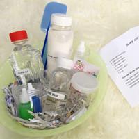 Harga simple slime kit cforclover special glue original smell slime   Pembandingharga.com