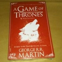 BUKU NOVEL BARU A Game Of Thrones - George RR Martin