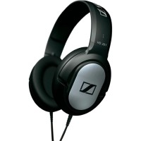 Sennheiser Headphone HD201 - Lightweight Over-Ear Binaural Headphones