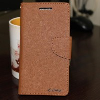 Flip Cover / Flip Case / Lenovo A390 - Diary Cover Dompet