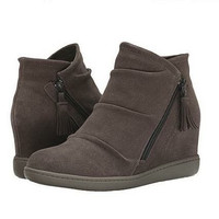 skechers boot wedges winter boot