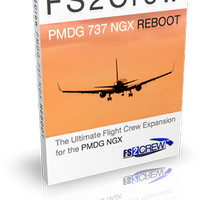FS2Crew: PMDG 737 NGX Reboot - FSX Addon