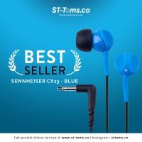 Sennheiser In Ear Earphone CX213 - Blue